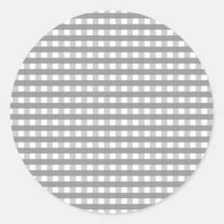 Rétro motif gris de style - mariages adhésifs