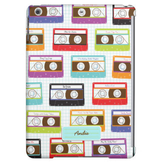 Rétro motif indépendant d'enregistreur à cassettes