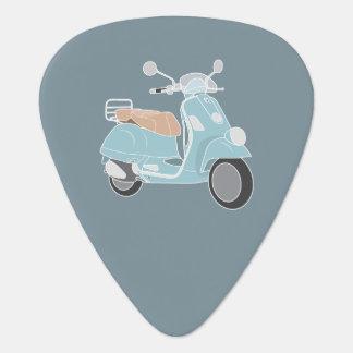 Rétro onglet de guitare de scooter