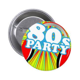 Badges années 80