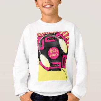 Rétro partie sweatshirt