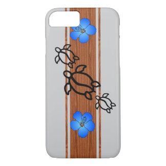 Rétro planche de surf de Honu Coque iPhone 7