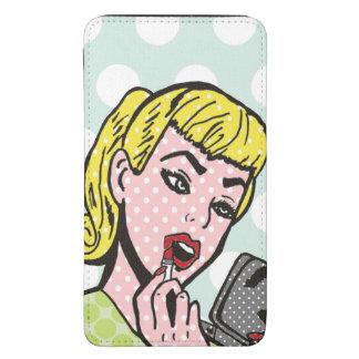 Rétro poche de Cutie Smartphone de bande dessinée