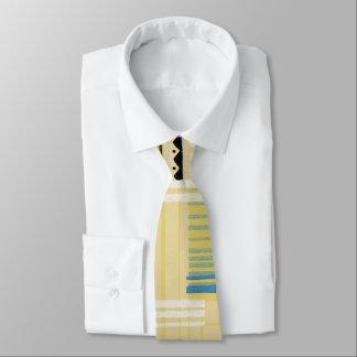 Rétro résumé en jaune avec Geo Cravate