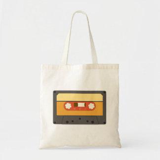 Rétro sac fourre-tout à enregistreur à cassettes