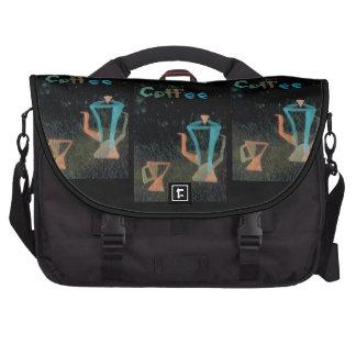 Rétro sac moderne de Satchel d'ordinateur portable Sacoches Pour Ordinateurs Portables
