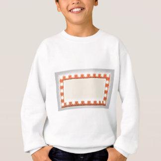Rétro signe de frontière d'ampoule de théâtre sweatshirt