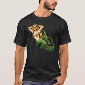 Rétro sirène t-shirt