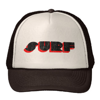 rétro surf casquettes de camionneur