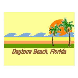 RÉTRO T-shirt de Daytona Beach la Floride Carte Postale
