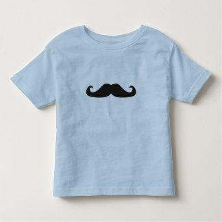 Rétro T-shirt de hippies de moustaches de