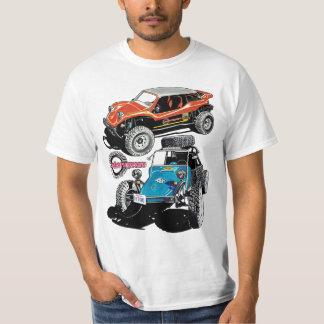 Rétro T-shirt de Subarugears Norra