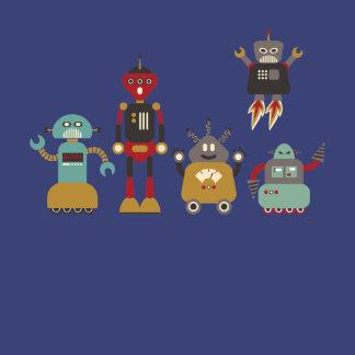T-shirts robots