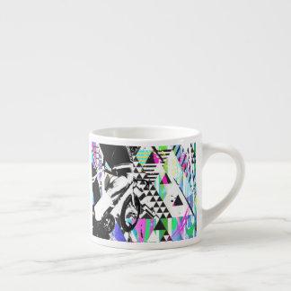 Rétro tasse de café express de Fikeshot