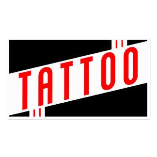 rétro tatouage