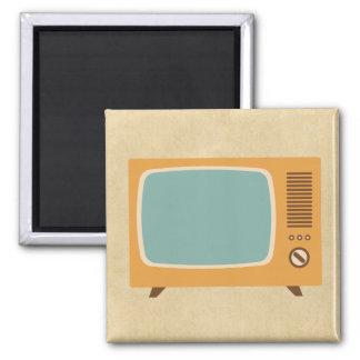Rétro téléviseur aimant
