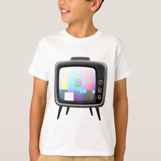 Rétro télévision t-shirt
