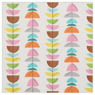 Rétro tissu coloré de nids