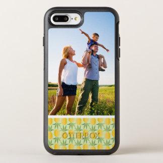 Rétros ananas de photo coque otterbox symmetry pour iPhone 7 plus