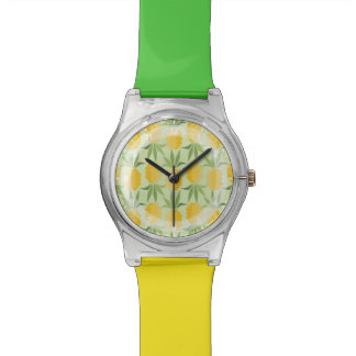Rétros ananas montres