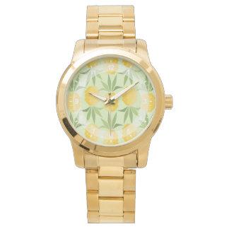 Rétros ananas montres bracelet