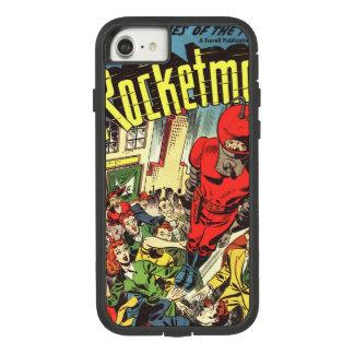 Rétros bandes dessinées - Rocketman Coque Case-Mate Tough Extreme iPhone 7