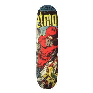 Rétros bandes dessinées - Rocketman Skateboards Personnalisés