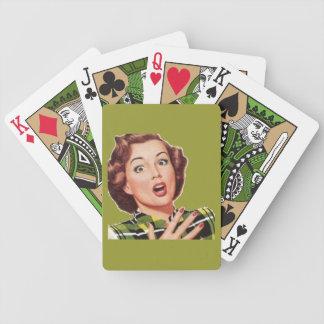 Ann es 50 jeux de cartes ann es 50 poker for Femme au foyer 1950