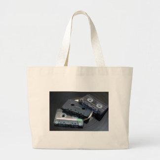 Rétros enregistreurs à cassettes grand sac