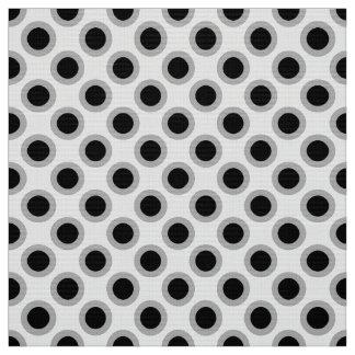 tissu gris et blanc personnalisable pour loisirs cr atifs zazzle. Black Bedroom Furniture Sets. Home Design Ideas