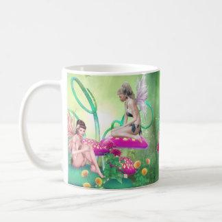 Réunion féerique mug