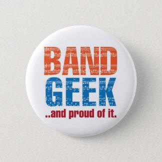 """""""Réunissez le geek… et fier de lui."""" Pin Badges"""
