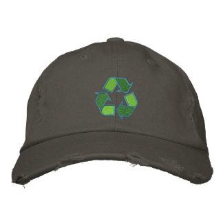 Réutilisation du casquette de symbole casquette brodée