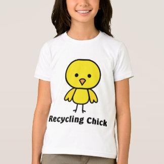 Réutilisation du poussin t-shirt