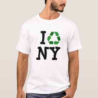 réutilisez, I, NY T-shirt