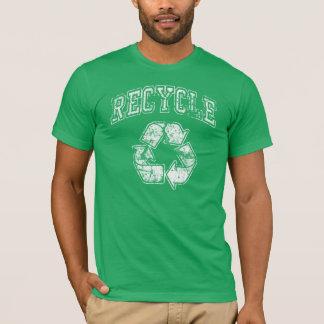 Réutilisez le signe t-shirt