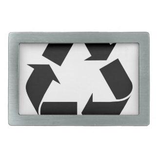 Réutilisez le symbole boucles de ceinture rectangulaires