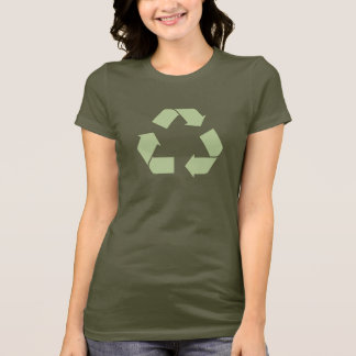 Réutilisez le T-shirt de symbole disponible avec