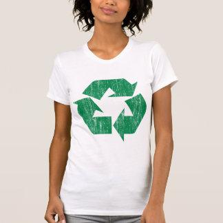 Réutilisez le T-shirts pour le jour de la terre