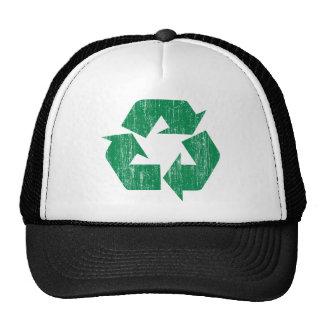 Réutilisez le T-shirts pour le jour de la terre Casquettes De Camionneur
