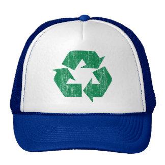 Réutilisez le T-shirts pour le jour de la terre Casquette De Camionneur