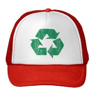 Réutilisez le T-shirts pour le jour de la terre Casquette Trucker