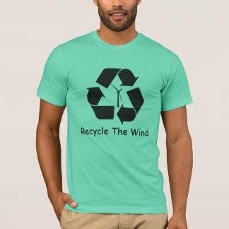 Réutilisez le vent t-shirt