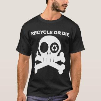 réutilisez ou mourez 2 t-shirt