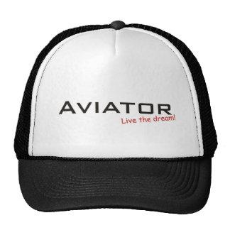 Rêve aviateur casquette
