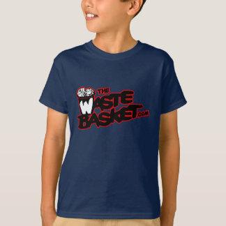 Rêve d'ado de panier de rebut t-shirts