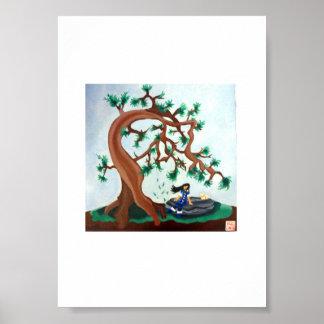Rêve de bonsaïs poster