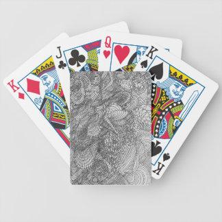 Rêve de cirque jeu de cartes