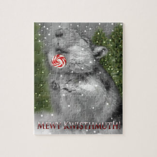 Rêve de Noël de la gerbille Puzzle