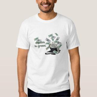 Rêve en vert t-shirt